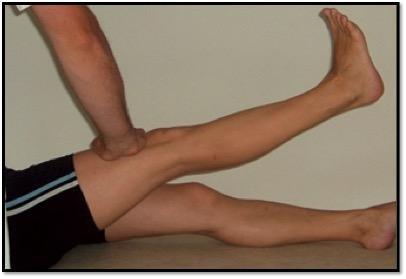 'Straight Leg Raise' (SLR) et le 'Resisted Straight Leg Raise' (rSLR):
